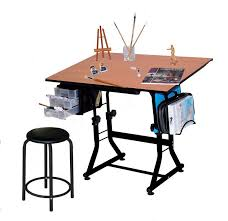 Drafting Table Adjustable Height Gorgeous Kids Drawing Tables For Inspiration Gorgeous Martin