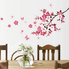 flower wall stickers ebay