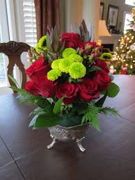 christmas floral arrangements christmas floral arrangements lori s favorite things