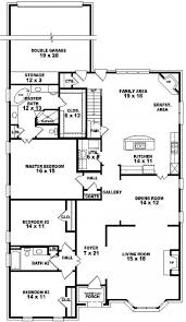 100 country french house plans one story 24 duplex house