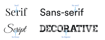 design lines font the type snob the design team