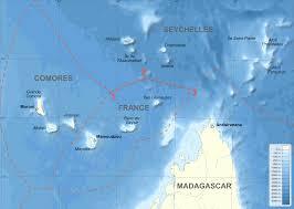 Seychelles Map File Maritime Boundaries Between Seychelles And France Fr Svg