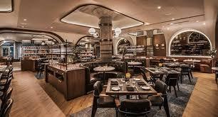 Luxury Restaurant Design - luxury interior design with mediterranean style of verandah