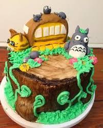 totoro wedding cake cute cakes pinterest totoro wedding