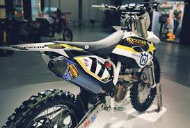 factory motocross bikes husqvarna racing factory bikes at eicma derestricted