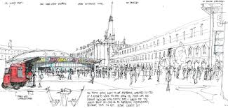 urban sketches sandy u0027s drawing room page 5