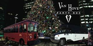 holiday lights tour detroit byob holiday lights trolley detroit tickets grosse pointe park