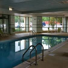 enclosed pool the enclosed pool picture of holiday inn chicago oakbrook