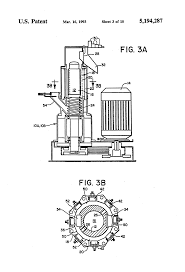 patent us5194287 wheat milling process and milled wheat product