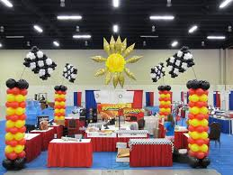 decor how to decorate a booth for a trade show home style tips