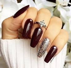 Gel Manicure Colors Winter 2018