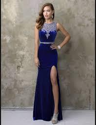 aliexpress com buy unique designer royal blue mermaid prom