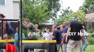 one week till yard crashers youtube