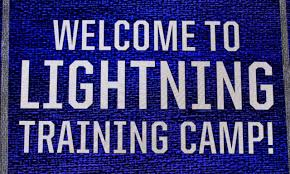Tampa Bay Lighting Schedule Tampa Bay Lightning Release 2017 Training Camp Roster And Schedule