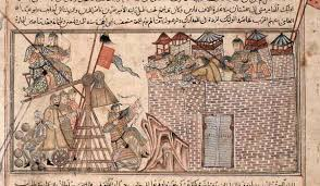 medica siege plague at the siege of caffa 1346 contagions
