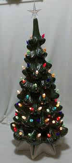 christmas tree with lights sale 33 best ceramic christmas trees images on pinterest ceramic