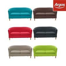 Argos Folding Bed Colourmatch Tub Sofa Settee Black Brown Blue Green Width