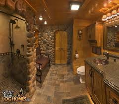 cabin bathroom designs cool inspiration 10 log home master bathroom design ideas rustic