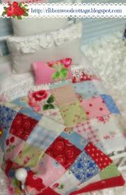How To Make Homemade Dollhouse Furniture 127 Best Dollhouses Drapery Bedding Cushions Etc Images On