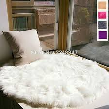 White Fluffy Chair Best Faux Fur Chair Products On Wanelo