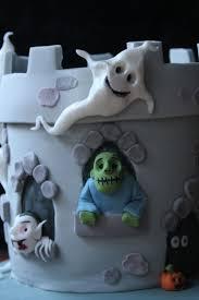 Halloween Cake Ideas Fondant 159 Best Fondant Halloween Images On Pinterest Halloween Cakes