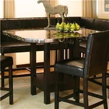 5 piece pub table set by cramco inc wolf and gardiner wolf