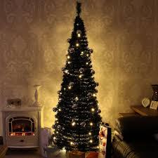 pop up christmas trees bq christmas lights decoration