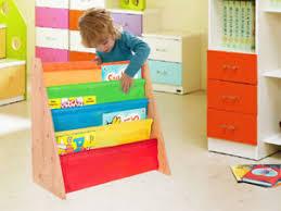 kids bedroom storage livivo childrens multi coloured bright sling book shelf kids bedroom