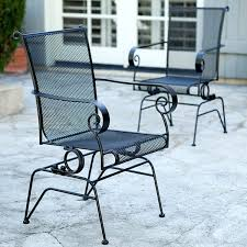 Patio Furniture Lowes by Patio Metal Patio Table And 6 Chairs Metal Patio Chairs Lowes