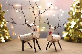 How to Make a Birch Wood Reindeer
