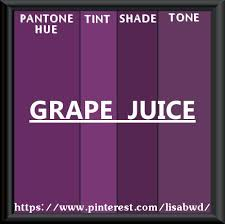 Purple Color Shades 214 Best Purple Red Grape Juice And Plum Images On Pinterest
