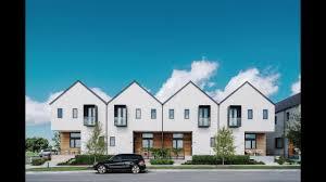 2017 aia austin design award tilley row houses by michael hsu