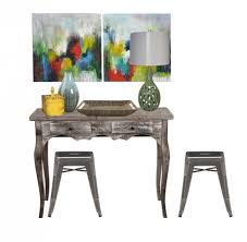 How To Decorate Sofa Table Remodelaholic How To Decorate A Buffet