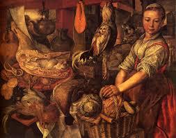 Interior Of A Kitchen Interior Of A Kitchen By Joachim Beuckelaer Art Things