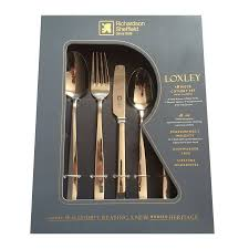 richardson sheffield loxley 18 piece luxury 18 10 stainless steel