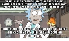 Meme Rick - 18 rick and morty memes soaking cool
