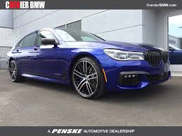2018 new bmw 7 series 750i at crevier bmw serving orange county