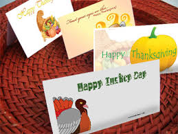thanksgiving crafts make your own thanksgiving place cards