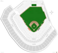 Petco Park Map San Francisco Giants Seating Guide At U0026t Park Rateyourseats Com