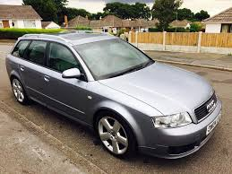 audi a4 avant s line b6 estate 1 8 turbo 190 full history new mot