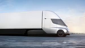 truck car commentary tesla electric semi trailer truck can u0027t compete fortune