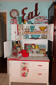 Kitchen Hoosier Cabinet Vintage Hoosier Cabinets Pinup Antiques Fashion Collectibles