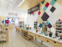 with new york store birchbox rethinks brick and mortar retail