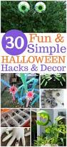 Fun Halloween Decoration Ideas Halloween Decorations And Hacks Simple U0026 Affordable Ideas