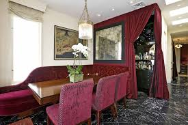 Black Velvet Dining Room Chairs by Red Velvet Dining Room Traditional With Upholstered Dining Chair