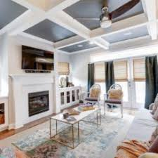 What Is A Coffered Ceiling by 13 Ways To Make A Ceiling Look Higher