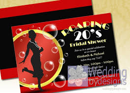 couples wedding shower ideas roaring 20s couples bridal shower theme ideas