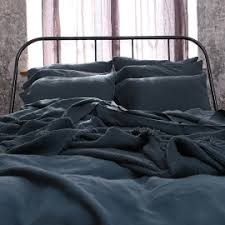 Linen Bed Bed Linen I 100 European Stonewashed Linen Linenme