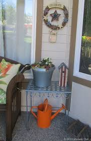 front porch u0026 summer flower pots lattenene chat