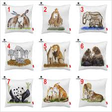 Buy Cheap Cushion Covers Online Cheetah Print Chair Cushions Home Chair Decoration